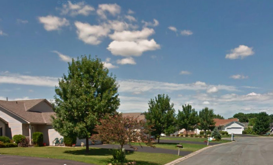 Property after receiving shakoppe tree service - from Nature's Touch Tree Care and Landscaping